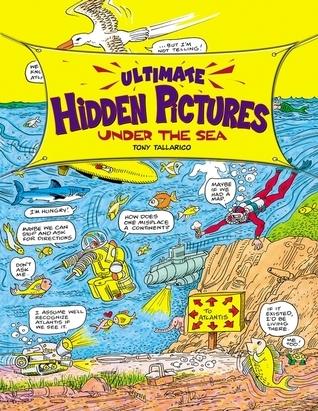 Hidden Pictures: Under the Sea Tony Tallarico