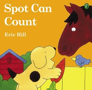 Spot Can Count (Color): First Edition Eric Hill