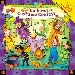 The Great Halloween Costume Contest  by  Lauren Turnowski