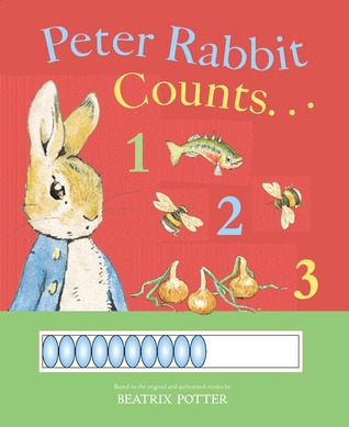 Peter Rabbit Counts 1 2 3 Beatrix Potter