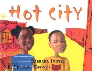 Hot City Barbara Joosse