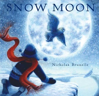 Snow Moon Brunelle Nicholas