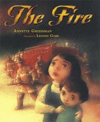 The Fire  by  Annette Griessman