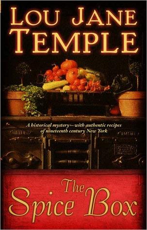 Death du Jour (The Spice Box, #2) Lou Jane Temple