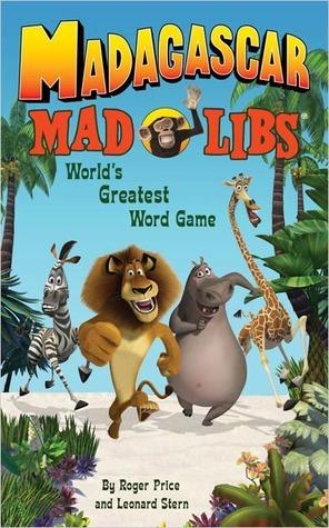 Madagascar Mad Libs Roger Price