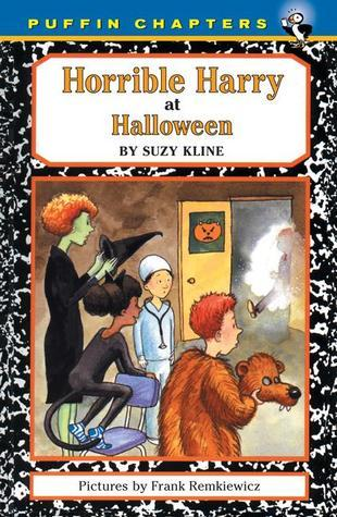 Horrible Harry at Halloween  by  Suzy Kline