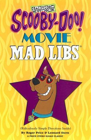 Scooby-Doo Movie Mad Libs  by  Roger Price