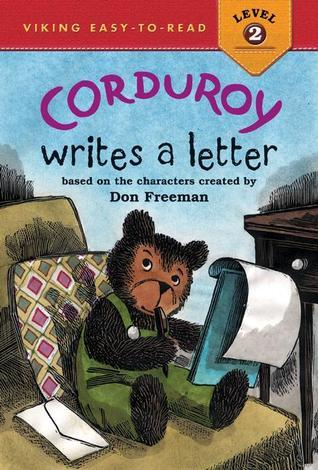 Corduroy Writes a Letter Alison Inches