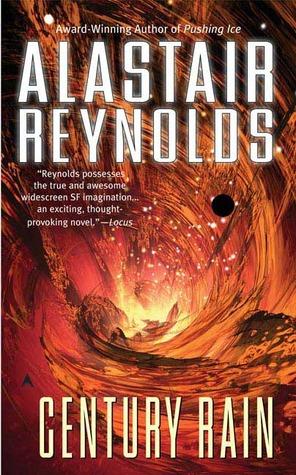 Century Rain Alastair Reynolds