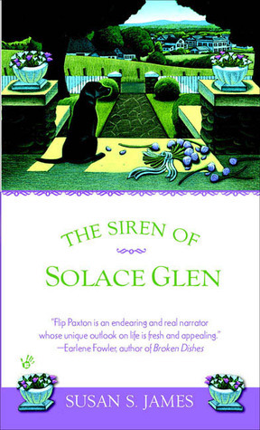 The Siren of Solace Glen  by  Susan James
