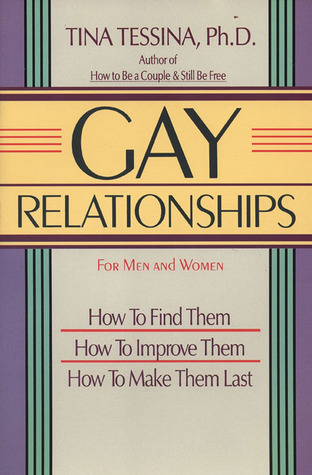 Gay Relationships Tina B. Tessina