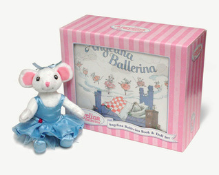Angelina Ballerina Book & Doll Set [With 9-Inch Plush Doll]  by  Katharine Holabird