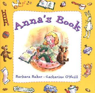 Annas Book  by  Barbara Baker