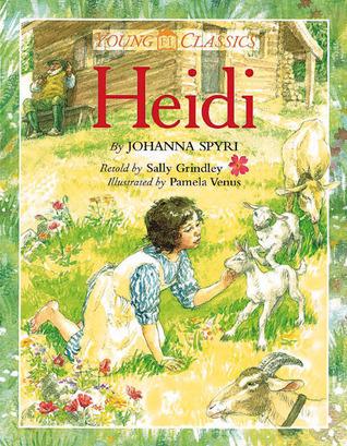 Read & Listen: Heidi Johanna Spyri
