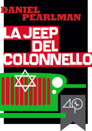 La jeep del colonnello Daniel Pearlman