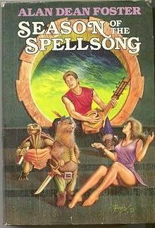 Season of the Spellsong  by  Alan Dean Foster