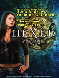 Hexed Ilona Andrews