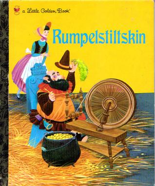 Rumpelstiltskin (a Little Golden Book)  by  Jacob Grimm