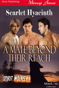 A Mate Beyond Their Reach (Spirit Wolves #1)  by  Scarlet Hyacinth