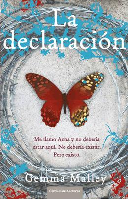 La declaración (La declaración, #1)  by  Gemma Malley