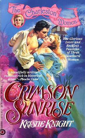 Crimson Sunrise  by  Kristie Knight
