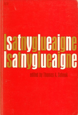 Style in Language  by  Thomas A. Sebeok