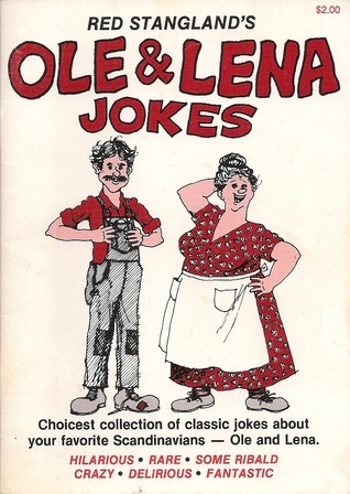 Red Stanglands Ole and Lena Jokes E.C. Stangland