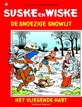 De snoezige snowijt (De avonturen van Suske en Wiske, #188) Willy Vandersteen