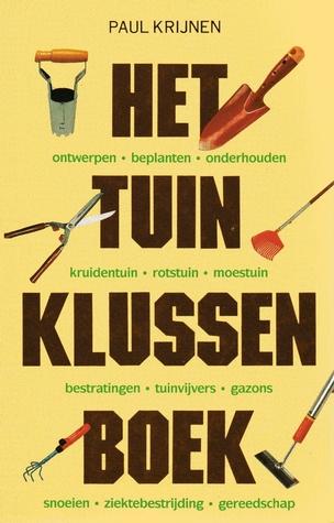 Het tuinklussenboek Paul Krijnen