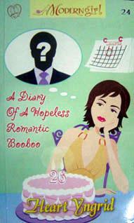 A Diary Of A Hopeless Romantic Booboo (Modern Girl, #24)  by  Heart Yngrid