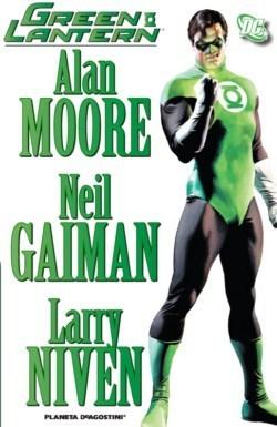 Green Lantern de Alan Moore, Neil Gaiman y Larry Niven Alan Moore