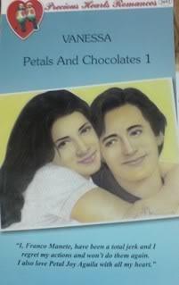 Petals and Chocolates, #1 (Precious Hearts Romances, #2692) Vanessa (PHR)