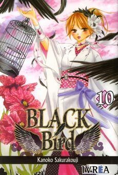 Black Bird, Vol. 10 Kanoko Sakurakouji