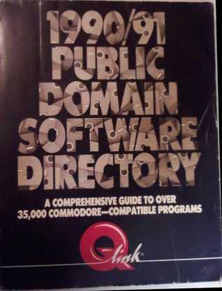 Q-Link Public Domain Software Directory  by  Quantum Computer Services, Inc.