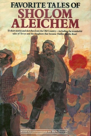 Favorite Tales of Sholom Aleichem Sholem Aleichem