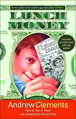 Lunch Money Andrew Clements