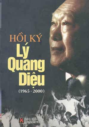 Hồi ký Lý Quang Diệu Lee Kuan Yew