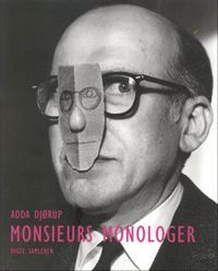 Monsieurs monologer  by  Adda Djørup