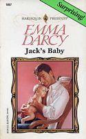Jacks Baby  by  Emma Darcy