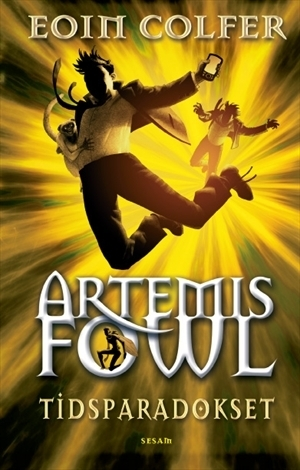 Tidsparadokset (Artemis Fowl, #6)  by  Eoin Colfer