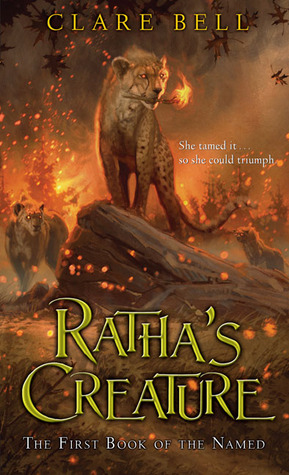 Rathas Courage (The Named, #5)  by  Clare Bell