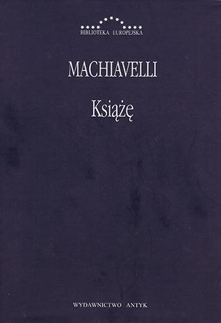 Książę Niccolò Machiavelli
