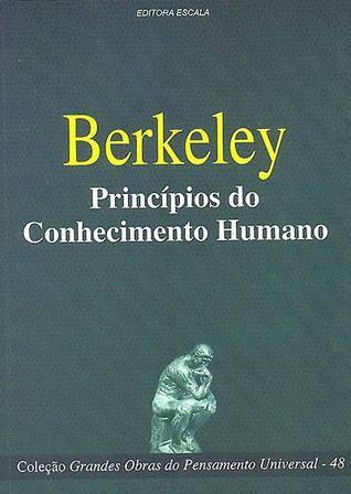Tratado Sobre os Princípios do Conhecimento Humano George Berkeley