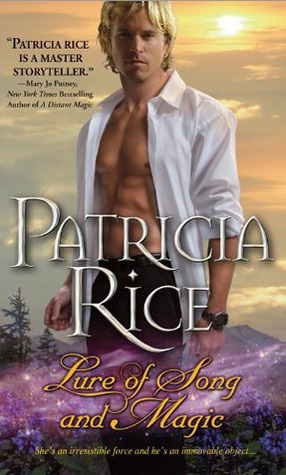 Lure of Song and Magic Patricia Rice