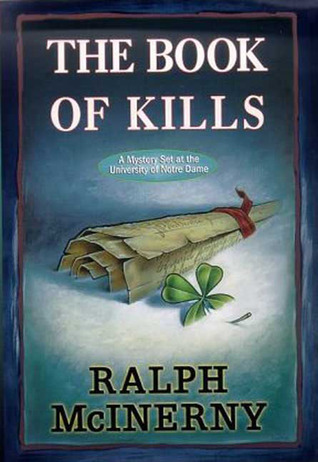 Book of Kills  by  Ralph McInerny