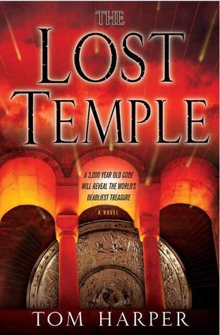 The Lost Temple Tom Harper