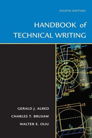 Business Writers Companion Gerald J. Alred