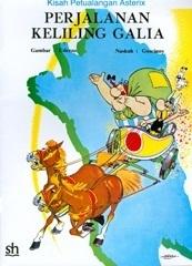 Asterix: Perjalanan Keliling Galia  by  René Goscinny