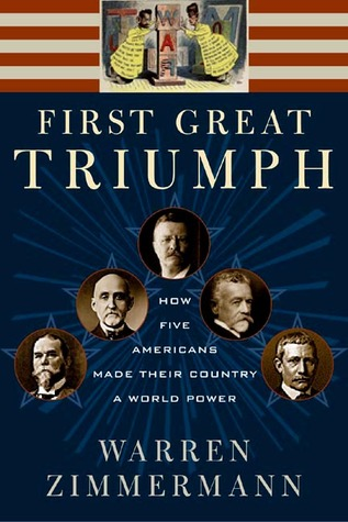 First Great Triumph Warren Zimmermann