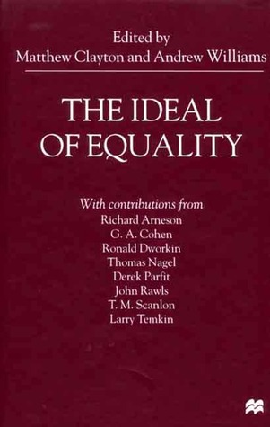 The Ideal of Equality  by  Matthew Clayton